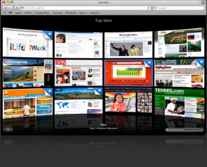 Who needs Chrome? The new amazing Safari 4 Beta is here!