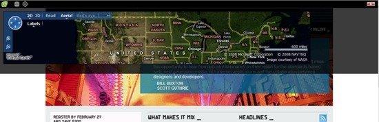 Maps Microformats