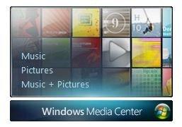 Media Center Gadget