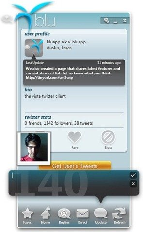 Blu Twitpic
