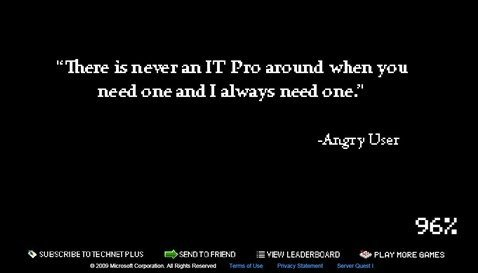 Serverquest II quotes