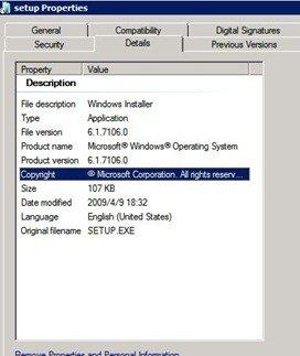 Windows 6 7106