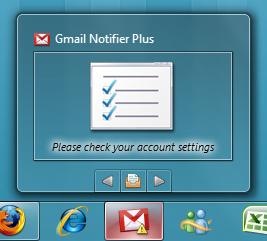Gmail Notifier Plus 5