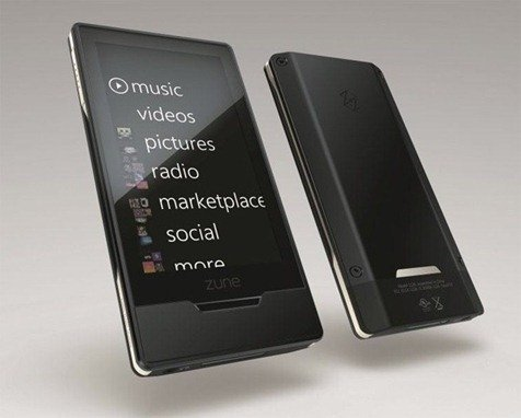 Zune HD Confirmed; Releasing this fall