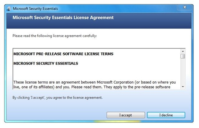 Microsoft Security Essentials (2)