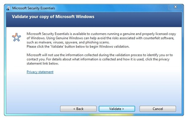 Microsoft Security Essentials (3)