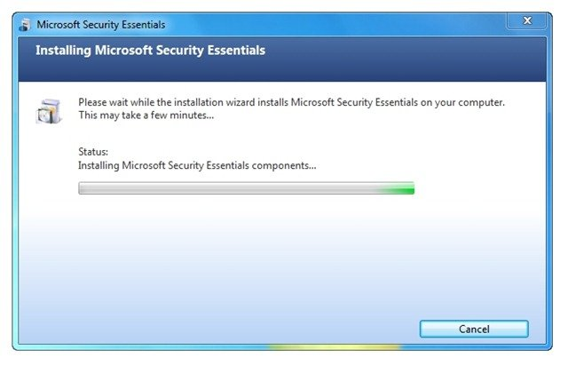 Microsoft Security Essentials (5)