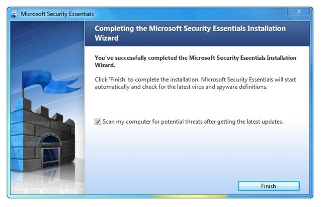 Microsoft Security Essentials (6)