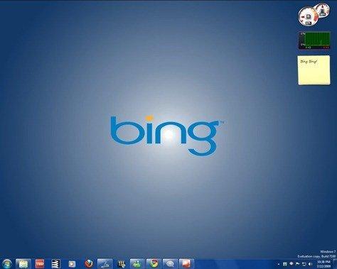 Bing Theme for Windows 7 by ithinkdiff.com