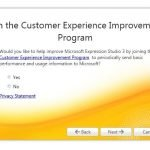 Microsoft Expression Studio 3 Setup 2