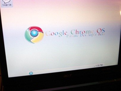 Google Chrome OS Private Developer Beta