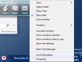 Make Windows 7 Taskbar icons centralized like OS X Dock