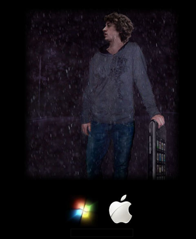 purplera1n jailbreak application for the Apple iPhone 3G S available for Mac