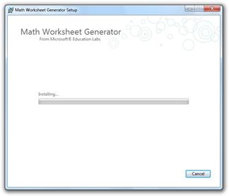 Math Worksheet Generator Setup (3)