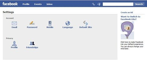 Don't like the new Facebook? Switch to Facebook Lite as your default UI