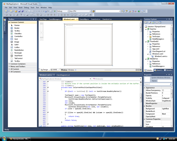 VS2010Screenshot