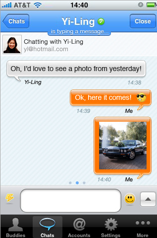 eBuddy for iPhone goes Pro and acquires previously missing features