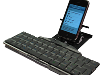 Bluetooth Keyboard on iPod Touch and iPhone via Bluetooth Keyboard Driver