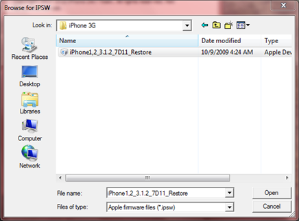 Jailbreak iPhone 3.1.3 and iPod Touch 3.1.3 with redsn0w 0.9.4 4