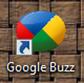 Google Buzz app on Desktop!