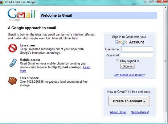 Working Google Buzz application!