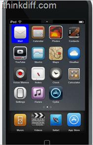 iPod emulator on CodeThemed