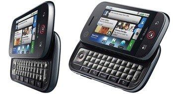 Motorola Cliq update 1.3.18