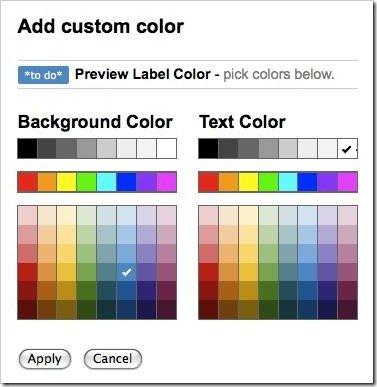 color-labels
