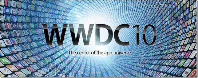 WWDC10 - center of the app universe