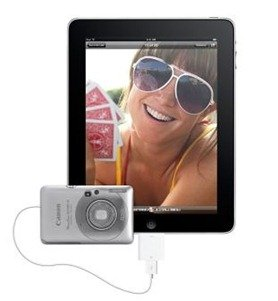 iPad Camera Connection Kit video demo