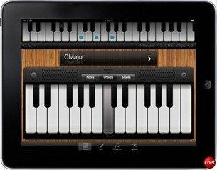 iPad-piano