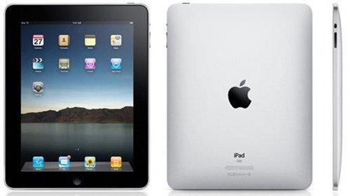iPad in UK
