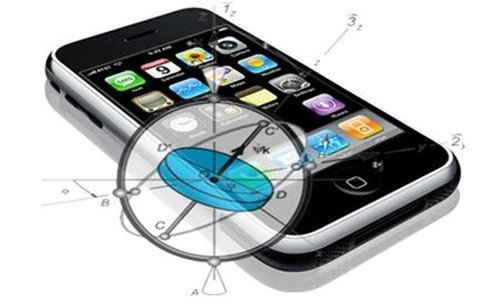 iPhone 4 Gyroscope