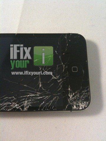 iPhone 4 broken