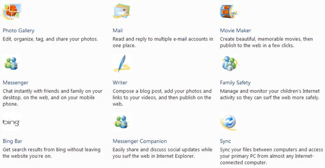 Windows Live Essentials Wave 4 Beta