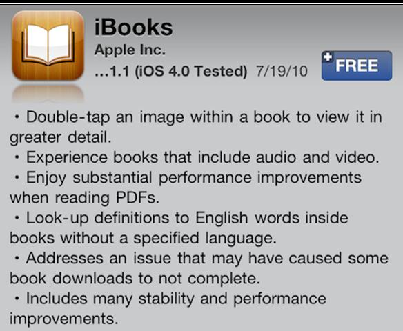 iBooks thumb