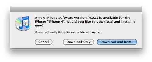 iOS 4.0.1