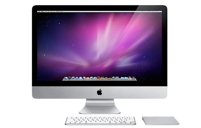 new iMac with core i3