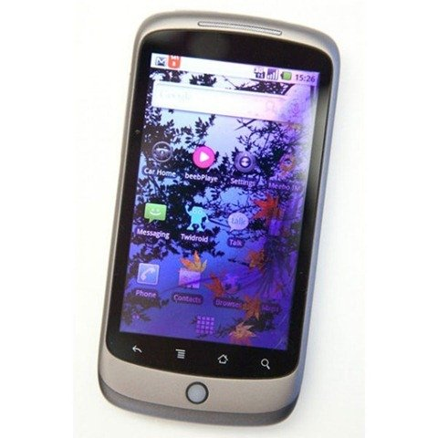 Nexus One is official Android development phone