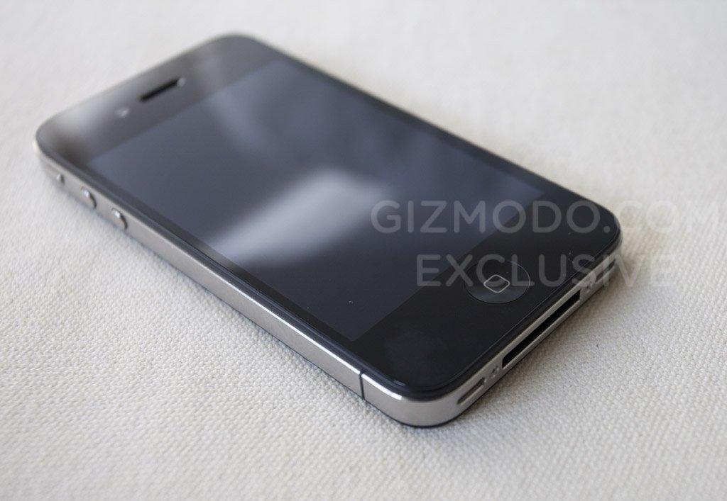 Apple HD iPhone 4G Prototype