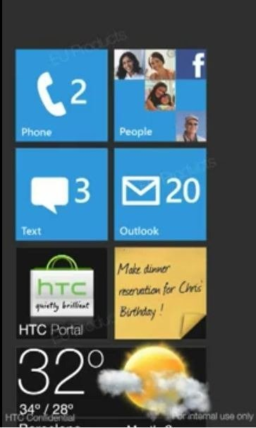 HTC Sense UI on Windows 7