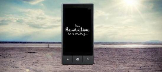 Windows Phone 7 UK Advertisement