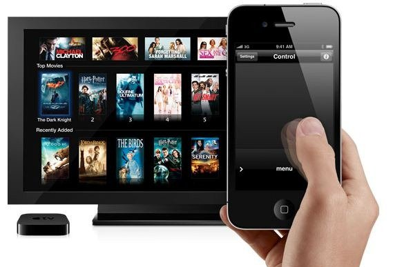 iPhone and iPod touch are perfect companians for Apple TV
