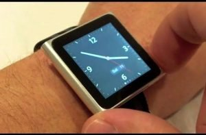 Review: Using the iPod Nano as a Watch [video]