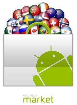 Android Market goes International