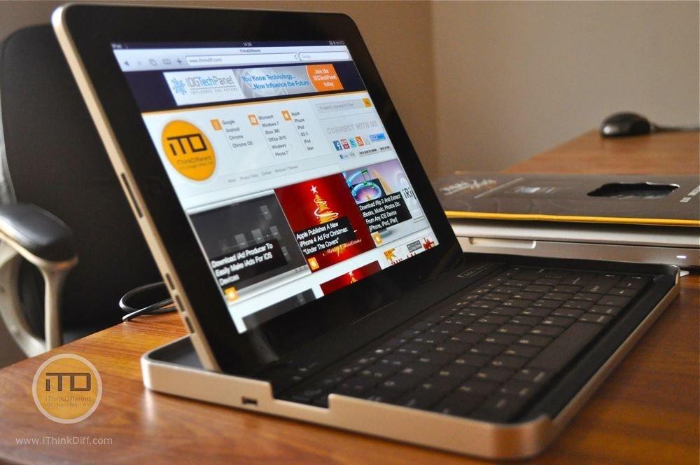 ZAGGMate Keyboard Case For iPad