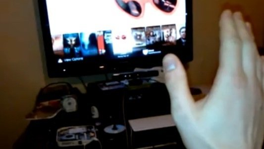 Control XBMC with Kinect