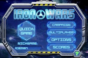 IronWars 3D Review
