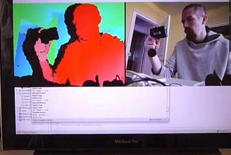 Kinect Motion Capture