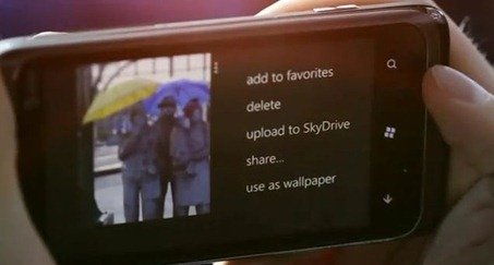 Microsoft ads Commercial for Windows Phone 7 and Windows Live